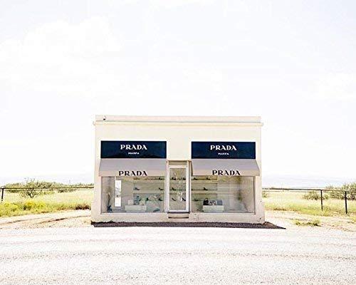 Prada Marfa decor West Texas photography 8x10 inch print