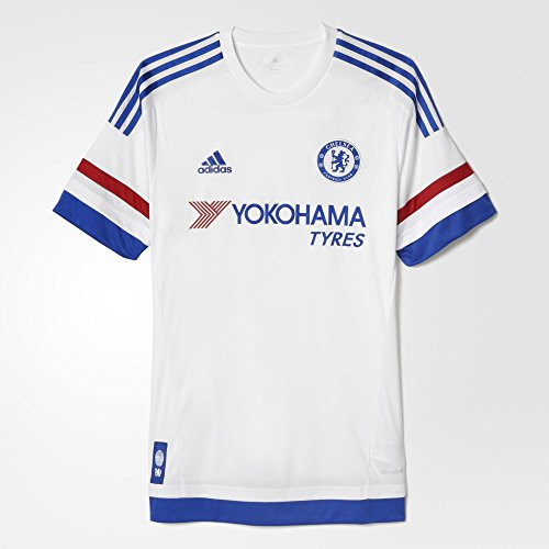 Adidas Mens Climacool Chelsea Away Replica Soccer Jersey (XX-Large) (20 Away Soccer Jersey)