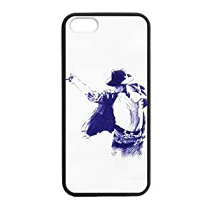 Michael Jackson Freedom Of Dance Release Iphone 5s Shell Case Cover (Laser Technology)