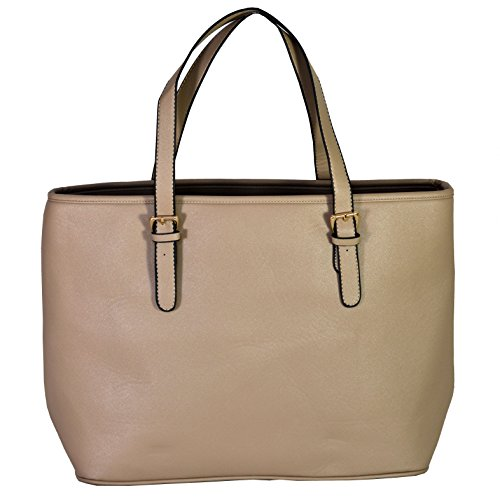 Stilvolle-Laptop-Computer-Tasche-Handtasche-fr-Computer-bis-zu-279-cm-Zoll-beige