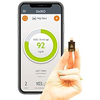 Amazon com: Gmate Smart Blood Glucose Meter: Health & Personal Care