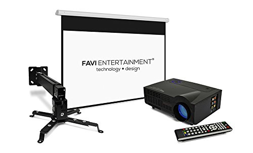FAVI LED Projector, 100