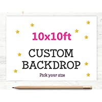 Photography Backdrop 10x10 Large Photography Backgrounds Backdrops Seamless Cloth Backdrops Personalized Images Photocall