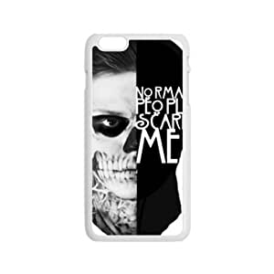 normal people scare walkers Cell Phone Case for Iphone 6
