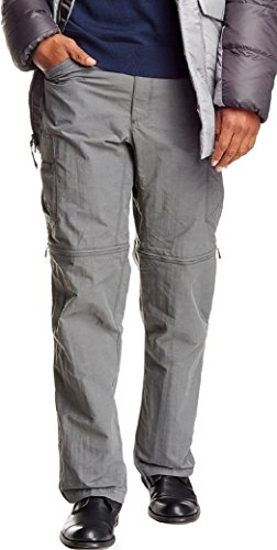 The North Face Men's Libertine Convertible Pant (Graphite Grey, 42 Regular)