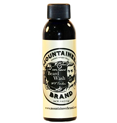Mountaineer Brand All Natural Beard Timber product image