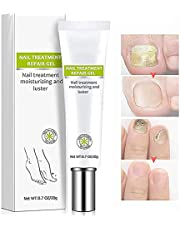 Toe Be Health Instant Beauty Gel, Multi-Purpose Nail Repair, Skin Healing Ointment for Cracked Heels and Dry Feet for Damaged Nail Repairs and Protects, Restores Appearance of Discolored