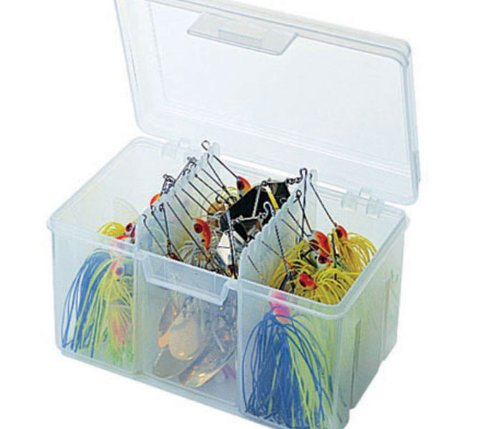 Flambeau Outdoor 6130SB Specialty Tuff Tainer Spinnerbait Box, Medium ()