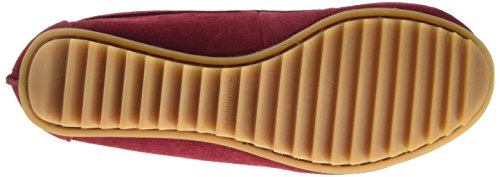 Hush Puppies Women's Tasha Create Mocassins Red (Red) x7avDcf57n