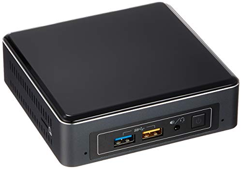 """Intel NUC 7 Mainstream Mini PC (NUC7i5BNKP) - Core i5, 8GB RAM, 256GB SSD"""