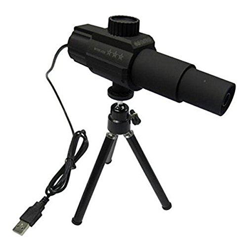 SODIAL(R) Smart Digital Telescope ZOOM 70X HD Monocular Adjustable Scalable Camera 2 Mega for Monitoring by SODIAL(R)