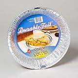 Large 10 Inch Foil Pie Pan Case Pack 54