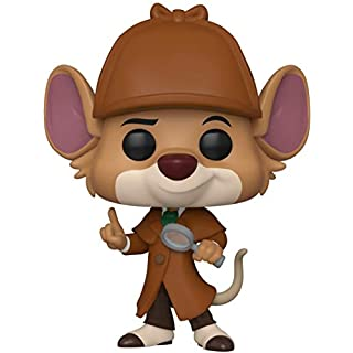 Funko Pop! Disney: Great Mouse Detective - Basil, Multicolor, (Model: 47718)