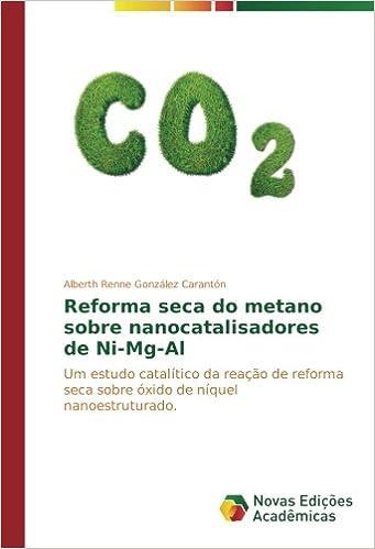 Reforma seca do metano sobre nanocatalisadores de Ni-Mg-Al: Um estudo catalítico da reação de reforma seca sobre óxido de níquel nanoestruturado.