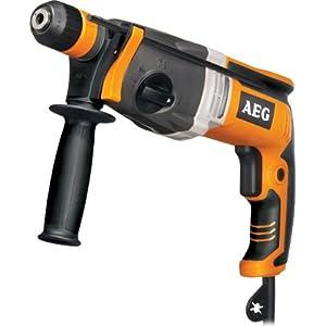 AEG KH 28 Super XE Tassellatore SDS-PLUS a 3 modalità. Capacità di foratura fino a 28 mm (FIXTEC) 41UEdHjTgVL. SS300
