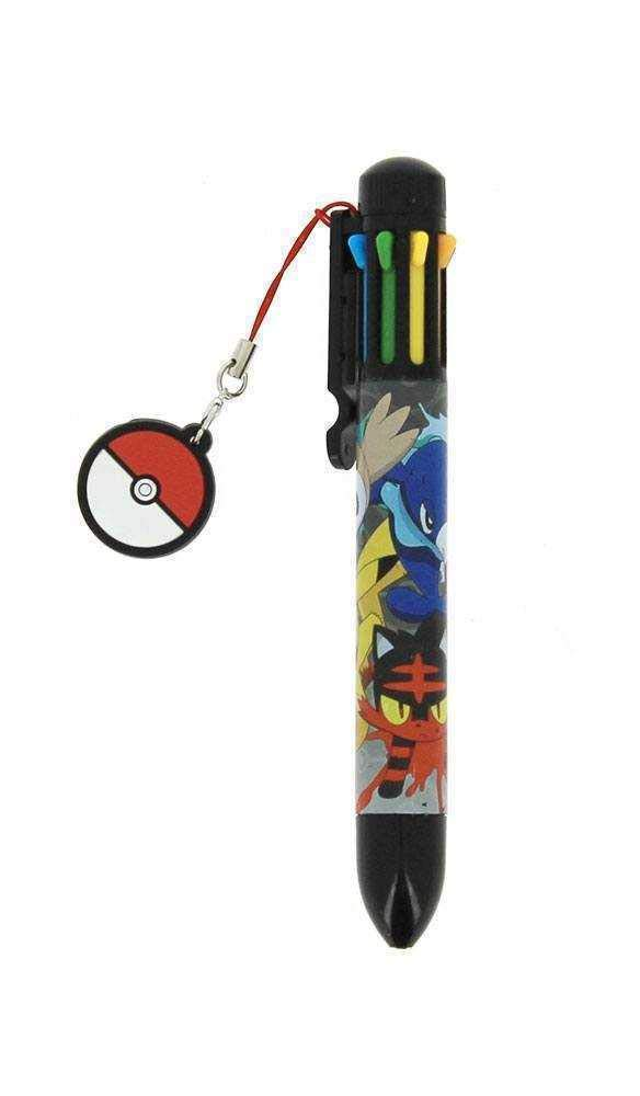 Pinguino ufficiale I Choose You Multi-Colour Writing Pen - School Stationery Pokemon