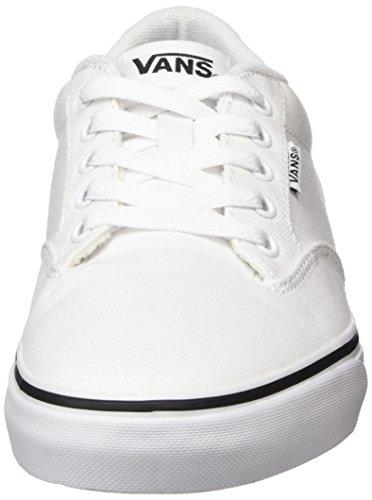 Vans Herren MN Winston Winston Winston Sneakers Weiß schwarz Foxing Weiß Weiß bCRjn ... f1f457