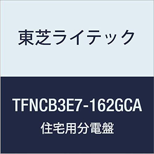 東芝ライテック 小形住宅用分電盤 Nシリーズ ガス発電給油暖冷房システム対応 75A 16-2 扉付 機能付 TFNCB3E7-162GCA B01J9QZIVG