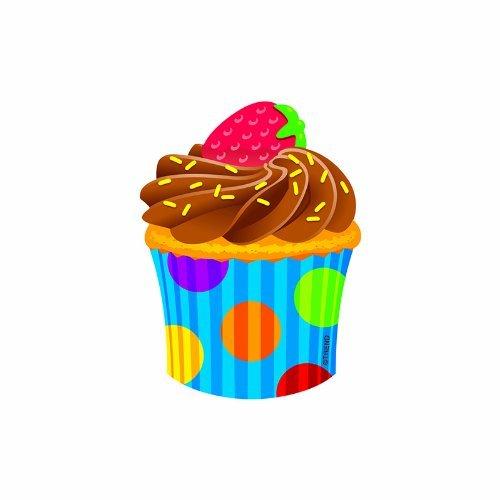 Cupcake (The Bake Shop) Mini Accents by Trend Enterprises Inc