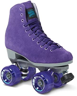 Sure-Grip Purple Boardwalk Skates Outdoor