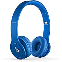 Beats Solo HD Wired On-Ear Headphone - Matte Blue