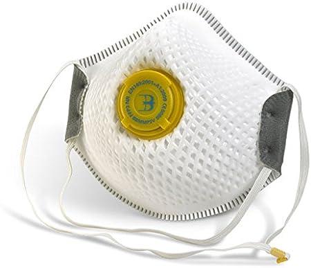 masque anti poussiere amiante