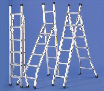 GP Logistics WT365 3-Way Ladder