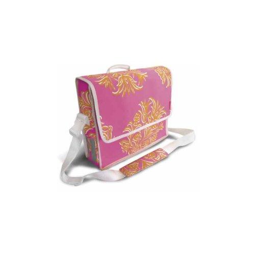 Basil Spalla Tasch Blossom Rosa 12L
