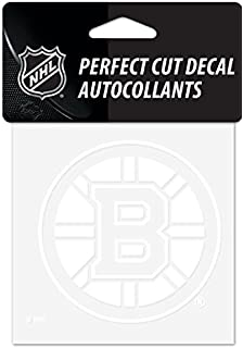 Amazon WinCraft NHL St Louis Blues 4x4 Inch White Decal
