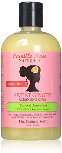 Camille Rose Naturals Ginger Cleansing product image