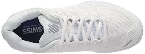 Performance Mujer Hypercourt Highrise White para de Express Zapatillas Blanco Swiss Tenis HB 107m K a5qpZp