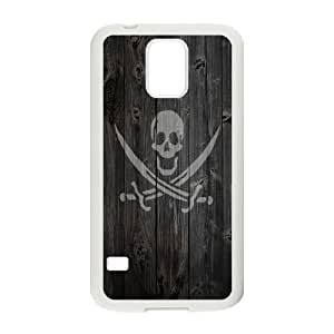 Samsung Galaxy S5 Phone Case Skull CVJ03223
