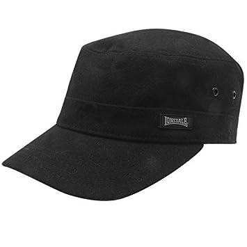 Lonsdale Melton Army Kappe Cap schwarz  Amazon.de  Sport   Freizeit 468df861a9