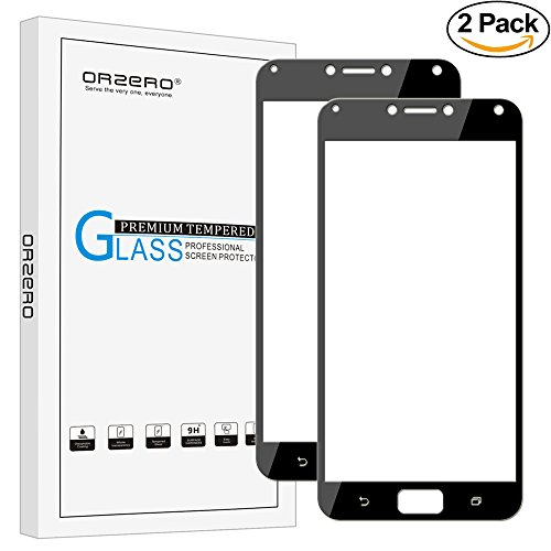 Tempered Glass Screen Protector for Asus Zenfone 4 - 6