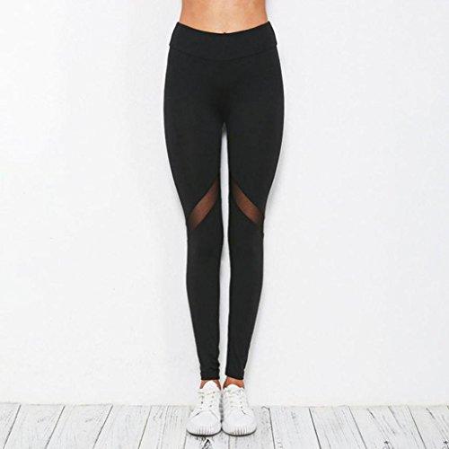 99native - Legging de sport - Femme Noir noir