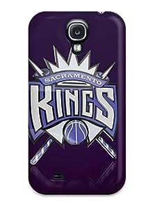 New Fashionable Tara J Broyles OmAjzkF330Jilui Cover Case Specially Made For Galaxy S4(devil Sacramento Kings Nba )