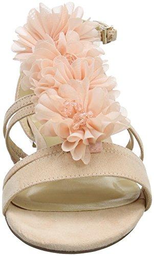 Lotus Damen Elise Riemchen Pumps Pink (Pink)