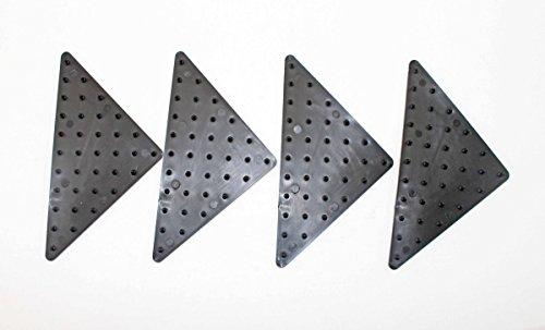 Utrax Plastic Rug Grippers Anti Slip Spike Underlay Pads