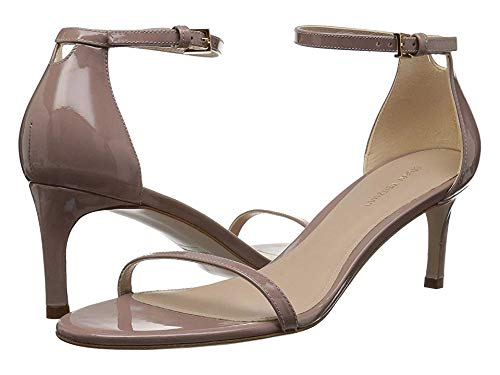 Taupe Gloss - Stuart Weitzman Women's 45nudisttraditional Mauve Taupe Gloss 7.5 M US M