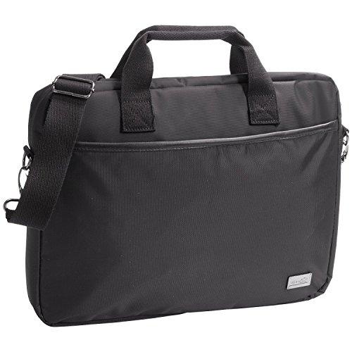 Genius Pack City Commuter Laptop Bag (One Size, Black)