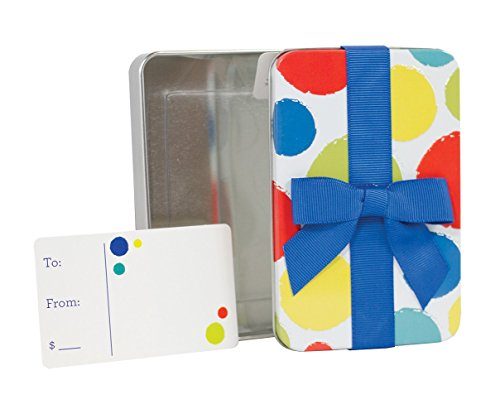 Gift Card Impressions Color Dots