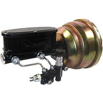 1955-1956 Chevrolet Bel Air Parking Brake Assembly Chrome