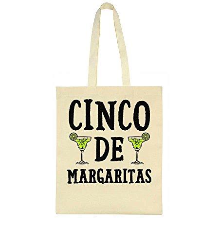 Cinco Cinco Tote Margaritas Margaritas Margaritas Tote De Bag Bag De Cinco De fwqfAaFr