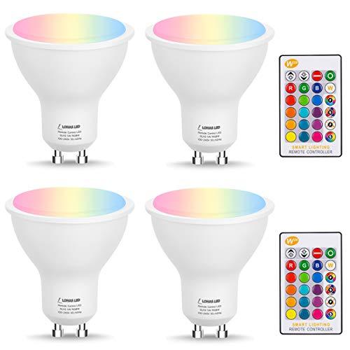 Color Changing Gu10 Led Lights
