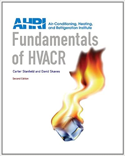 Fundamentals of hvacr 2nd edition carter stanfield david skaves fundamentals of hvacr 2nd edition 2nd edition fandeluxe Choice Image