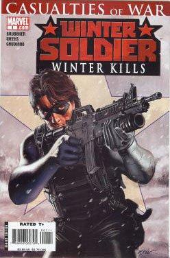 Download Winter Soldier Civil War Casualties of War One Shot (Winter Kills) PDF