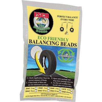 Esco Balancing Beads - Case of 24 4-Oz. Bags, Model# 20469C
