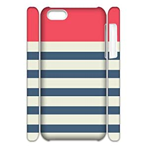 FLYBAI Cute Pattern Phone 3D Case For Iphone 5C [Pattern-2]