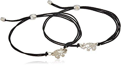 Alex and Ani Kindred Cord, Elephants Sterling Silver Bangle Bracelet