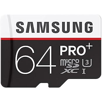 Samsung MB-MD64DA/AM Pro Plus 64GB MicroSDXC Memory Card --- 95MB/s Read, 90MB/s Write